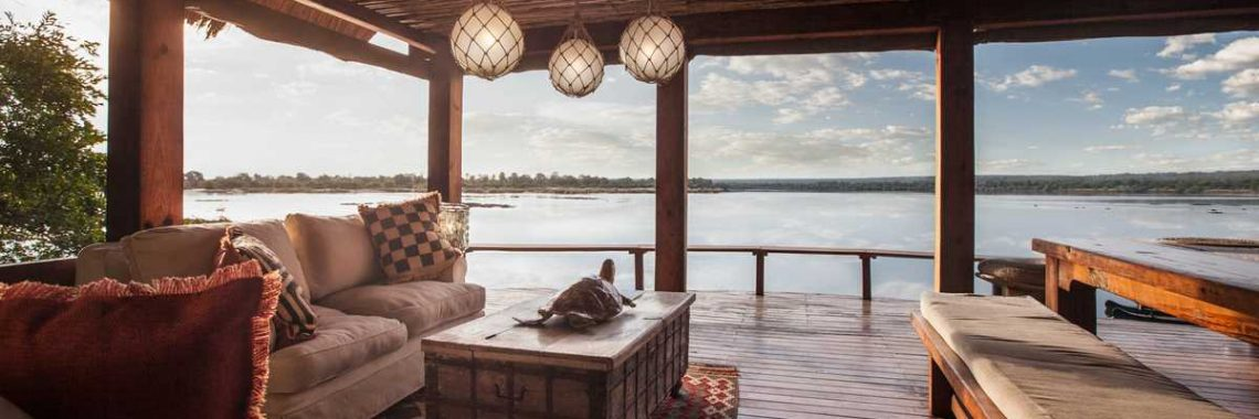The Tongabezi Lodge – Zambia