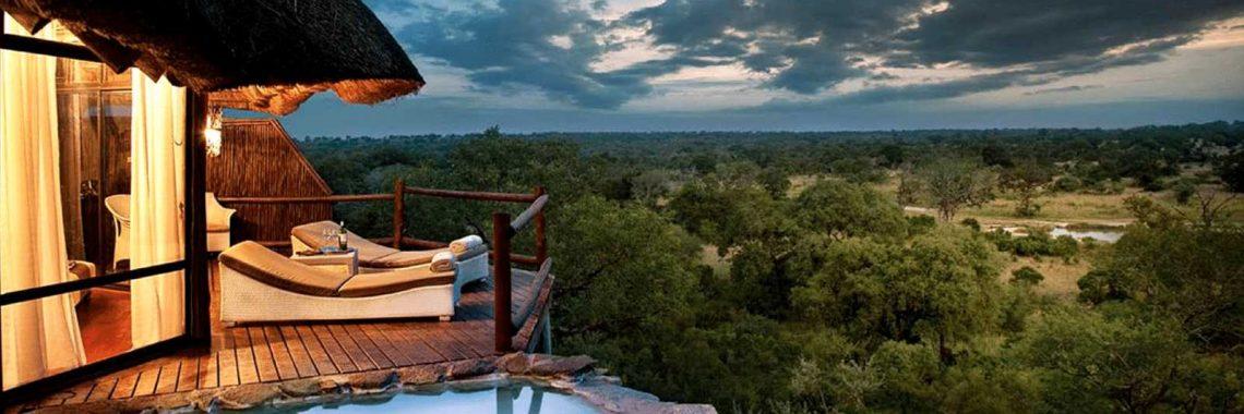 Leopard Hills Lodge, Kruger Park, South Africa
