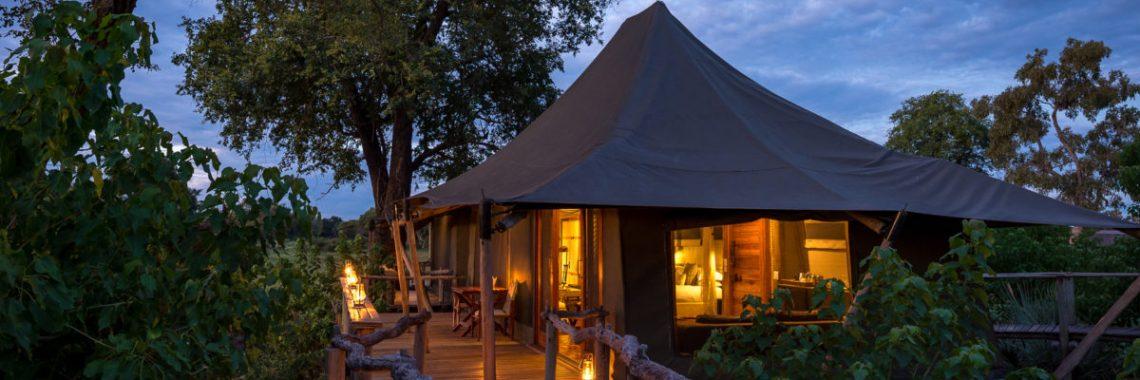 Mombo Camp, Okavango Delta – Botswana